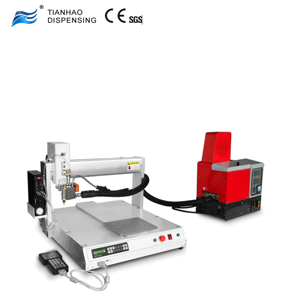 Benchtop Dispensing Robot For Hot Melt Adhesive Glue