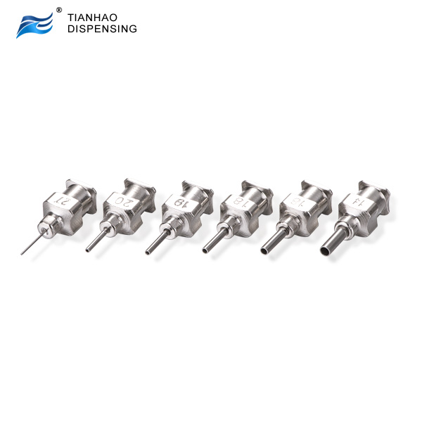 High Precision Stainless Steel Tips